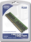 Memory Master - 1GB PC2-6400 DIMM Desktop Memory