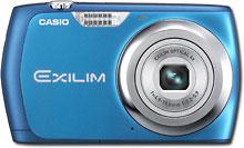Casio 12.1 Megapixel Digital Camera - Blue