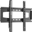 "Dynex - Fixed Wall Mount For Most 26""-40"" Flat-Panel TVs - Black"