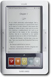 Barnes & Noble NOOK 3G+WiFi eReader - White/Gray
