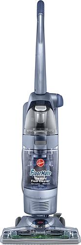Hoover - FloorMate SpinScrub Hard Floor Cleaner - Mineral Blue