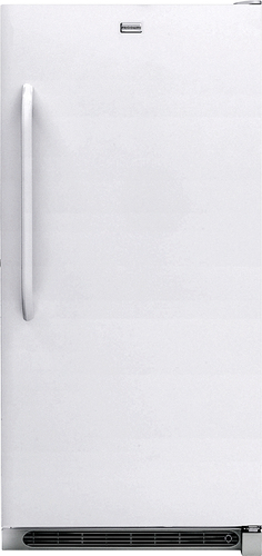 Frigidaire - 13.8 Cu. Ft. Upright Freezer - White