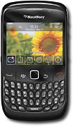 BlackBerry - Curve 8520 Mobile Phone (Unlocked) - Black