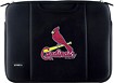 Buy Laptop Accessories - Tribeca St Louis Cardinals Laptop Sleeve - Black