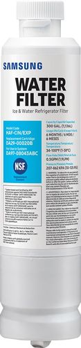 Samsung - Water Filter for Select Samsung Refrigerators