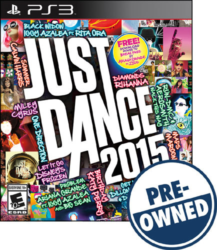 Just Dance 2015 - PRE-Owned - PlayStation 3