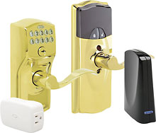 Wireless Keypad Lever Starter Kit
