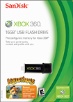 SanDisk Xbox 360 16GB USB Flash Drive