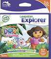 LeapFrog - Leapster Explorer Learning Game: Dora the Explorer