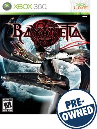 Bayonetta - PRE-Owned - Xbox 360