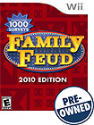Family Feud: 2010 Edition - PRE-OWNED - Nintendo Wii