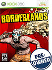 Borderlands - PRE-OWNED - Xbox 360