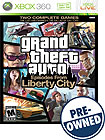 Grand Theft Auto: Episodes from Liberty City - PRE-OWNED - Xbox 360
