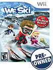 We Ski - PRE-OWNED - Nintendo Wii
