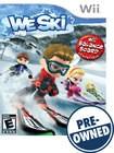 We Ski - PRE-OWNED - Nintendo Wii