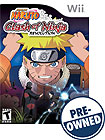 Naruto: Clash of Ninja Revolution - PRE-OWNED - Nintendo Wii