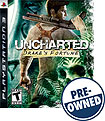 Uncharted: Drake's Fortune - PRE-OWNED - PlayStation 3