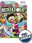Carnival Games: Mini Golf - PRE-OWNED - Nintendo Wii