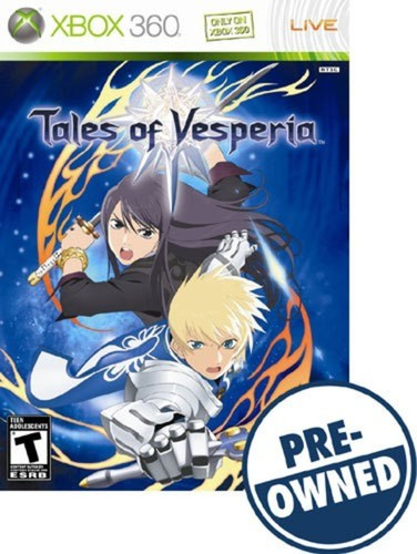 Tales of Vesperia - PRE-Owned - Xbox 360