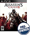 Assassin's Creed II - PRE-OWNED - PlayStation 3