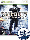 Call of Duty: World at War - PRE-OWNED - Xbox 360