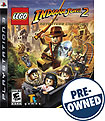 LEGO Indiana Jones 2: The Adventure Continues ? PRE-OWNED - PlayStation 3