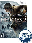 Medal of Honor: Heroes 2 - PRE-OWNED - Nintendo Wii