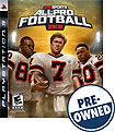 All-Pro Football 2K8 ? PRE-OWNED - PlayStation 3