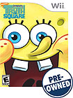 SpongeBob's Truth or Square - PRE-OWNED - Nintendo Wii