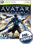 James Cameron's Avatar: The Game - PRE-OWNED - Xbox 360
