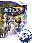 Soul Calibur Legends ? PRE-OWNED - Wii