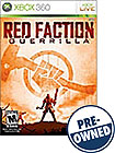 Red Faction: Guerrilla - PRE-OWNED - Xbox 360