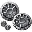 Kenwood - 100 W Speaker - Silver