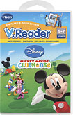 Vtech - VReader: Mickey Mouse Clubhouse Mickey Go Seek