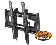 "For 26"" to 39"" TVs: Geek Squad TV Mounting and TV & Video Setup (TV Mount Included)"