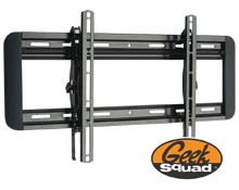 "For 57"" to 90"" TVs: Geek Squad TV Mounting and TV & Video Setup (TV Mount Included)"