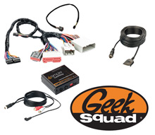 iSimple ISFD75 Radio Interface for Select Vehicles & Geek Squad® Installation