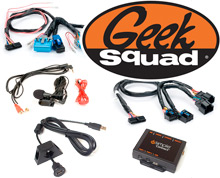 iSimple ISGM51 Connect Factory Radio Interface Kit & Geek Squad ...