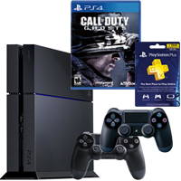 PS4 Console/Bundles