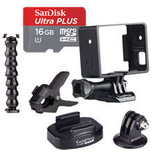 GoPro Film/Music Accessory Package
