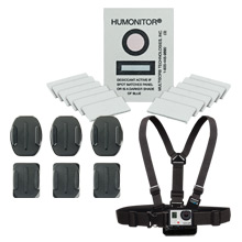 GoPro Ski/Snowboard Accessory Package