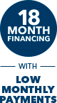18-Month Financing