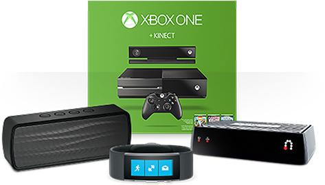 Xbox One, Bluetooth speaker, Slingbox, smartwatch