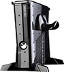 Calibur11 - Base Vault For Xbox 360 Villain Black Deal