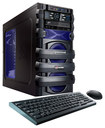 Cybertronpc - 5150 Unleashed Desktop - 8gb Memory - 1tb Hard Drive - Blue