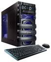 Cybertronpc - 5150 Unleashed Desktop - 8gb Memory - 1tb Hard Drive - Blue