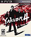 Yakuza 4 for PlayStation 3