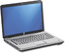HP - Pavilion Laptop with AMD Turion™ X2 Dual-Core Mobile Processor RM-70