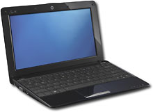 9366526 rb Asus 1005HAB BLU001X Eee PC 10.1 inch Netbook   $300 Shipped