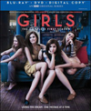 Girls: The Complete First Season [3 Discs] [Includes Digital Copy] [Blu-ray/DVD] - Blu-ray Disc